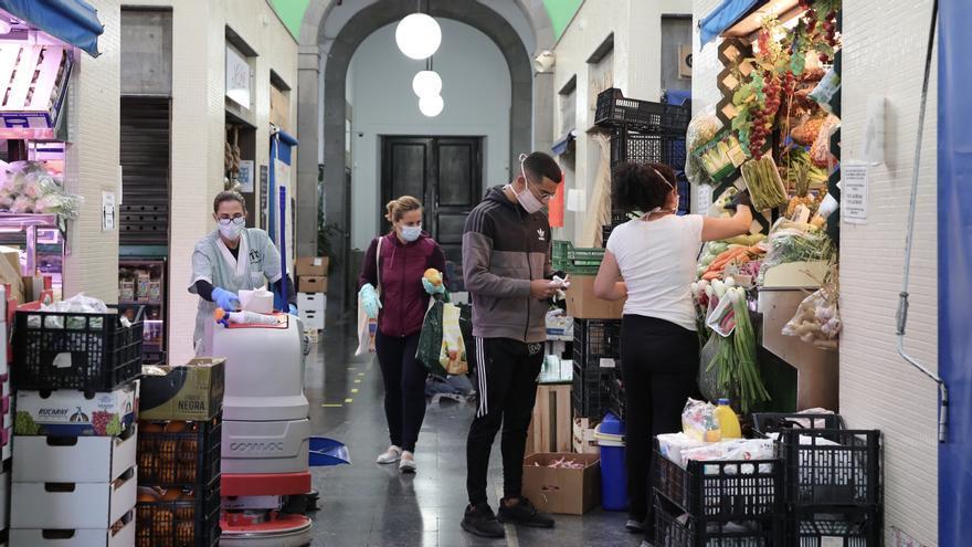 Mercado de Vegueta, en Las Palmas de Gran Canaria