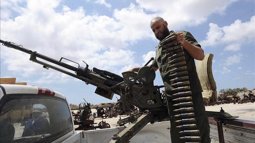 Secuestrado el hijo del jefe de las Fuerzas Especiales libias de seguridad