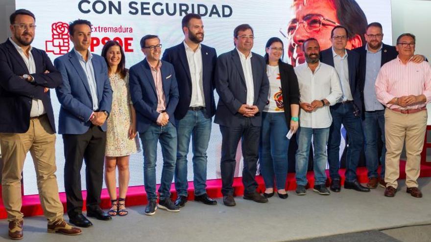 """Vara destaca que será """"enormemente reivindicativo"""" con la fuerza de sus votos"""