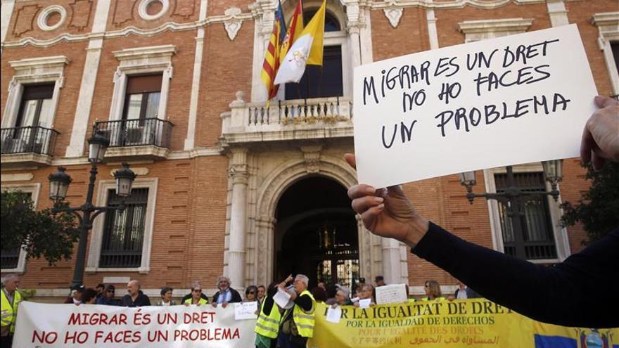 La Mesa con Inmigrantes condena ante el Arzobispado las palabras de Cañizares