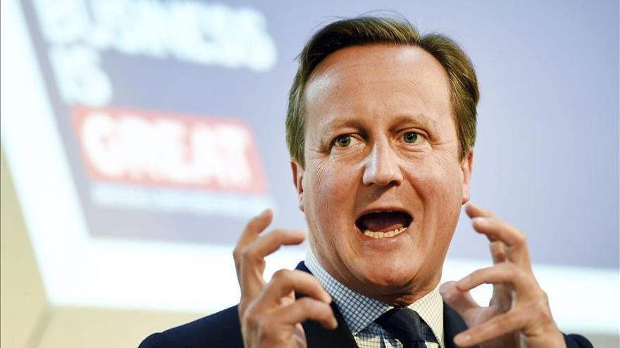 Cameron dice que legislará para garantizar la permanencia del Parlamento escocés