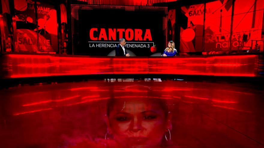 Fotograma de 'Cantora La herencia envenenada'