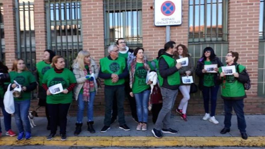 Plataforma Afectados Hipoteca Talavera