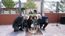 Teruel recuerda a Bigas Luna con estrella y calle en Calamocha (Teruel)