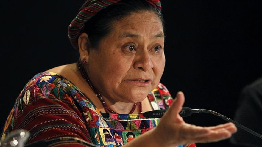 Rigoberta Menchú: La justicia no es revancha