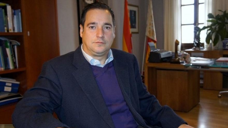 Juan Bautista Roselló, exalcalde de Benissa (Alicante)