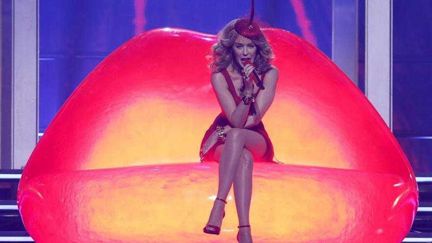 Agotadas las entradas para el concierto de Kylie Minogue en Barcelona