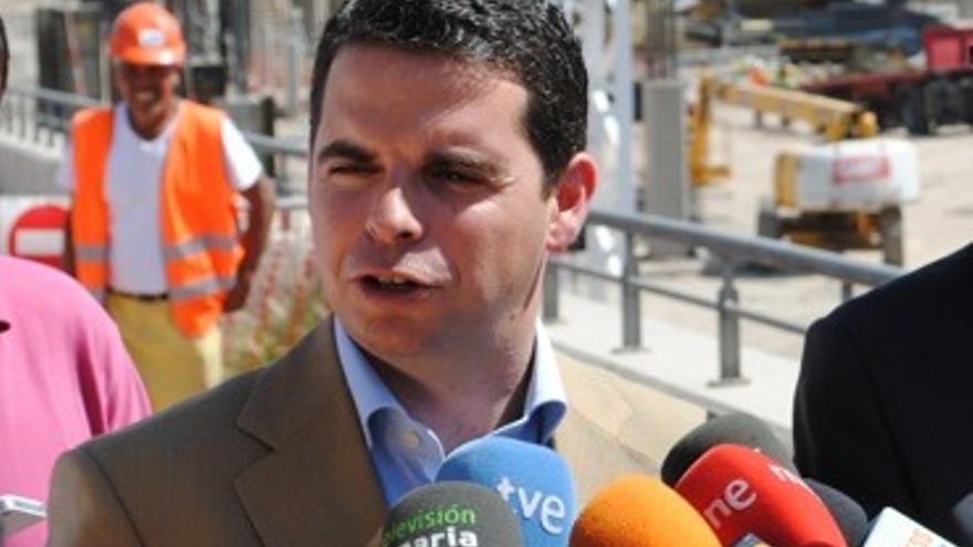 Lucas Bravo de Laguna en una imagen de archivo.