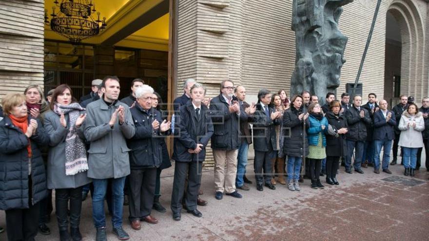 Prisión provisional para el detenido por la muerte de Víctor Laínez