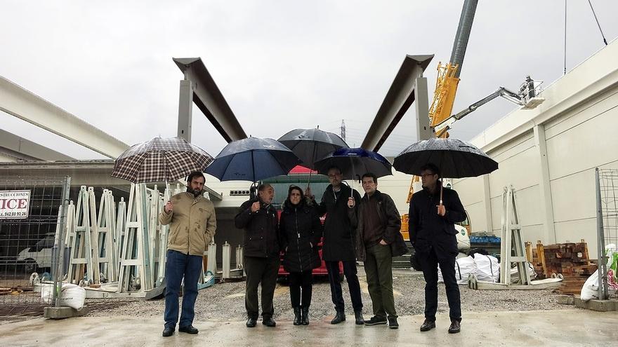 Iniciadas las obras de Conservera del Besaya, que espera iniciar la producción en otoño