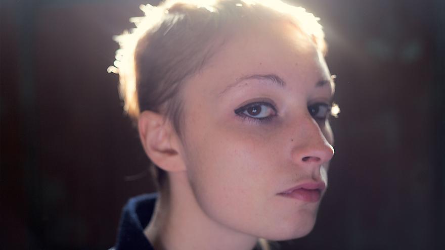 Arielle Holmes, heroine chic