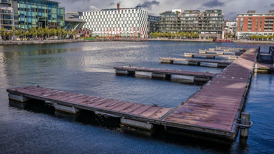 En Dublín se encuentra la sede europea de Facebook