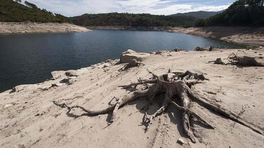 Septiembre ha sido el mes más seco del siglo XXI
