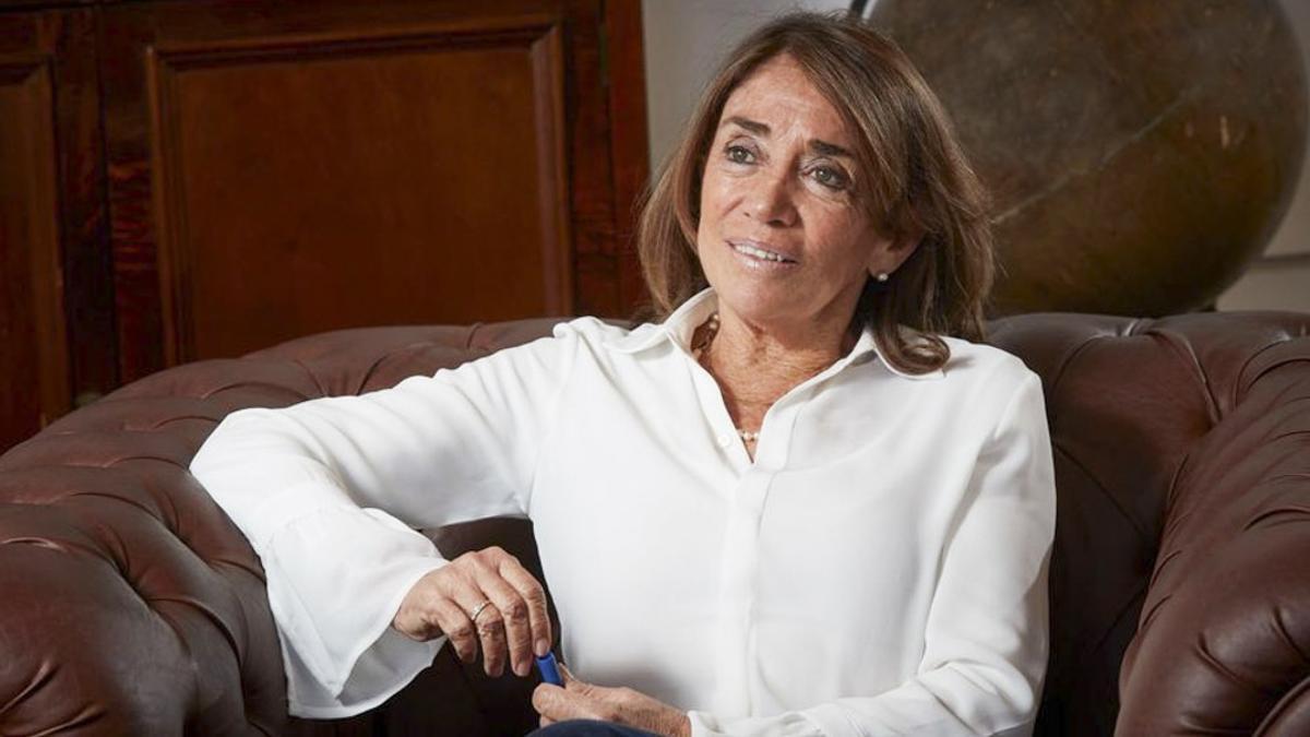 Silvia Traverso Directora General de Aduanas.