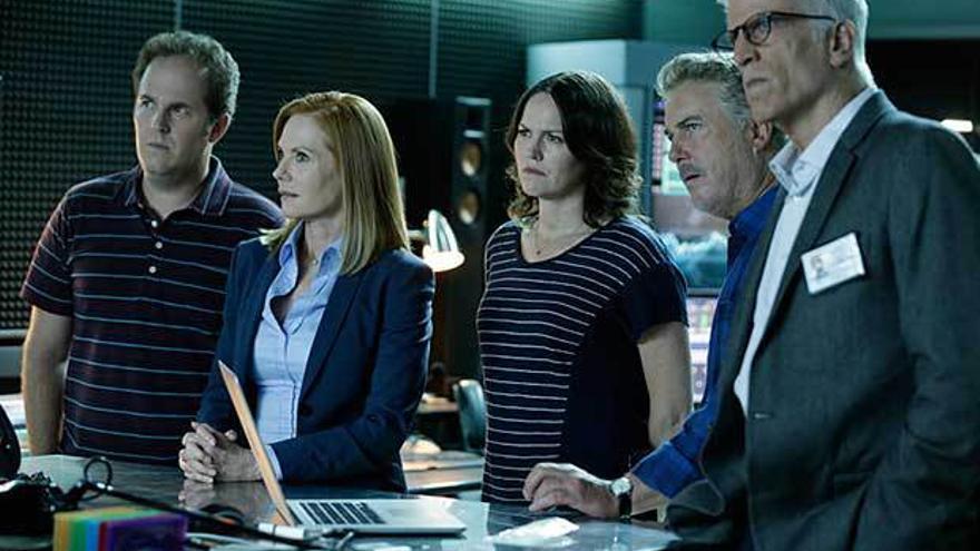 Los investigadores eligieron 39 episodios de 'CSI: Las Vegas' para entrenar a los algoritmos