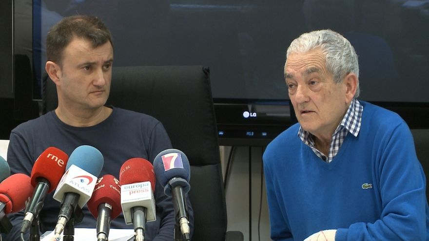 Una familia de Portugalete cuya madre padece un Alzheimer desarrollado pide la despenalización de la eutanasia