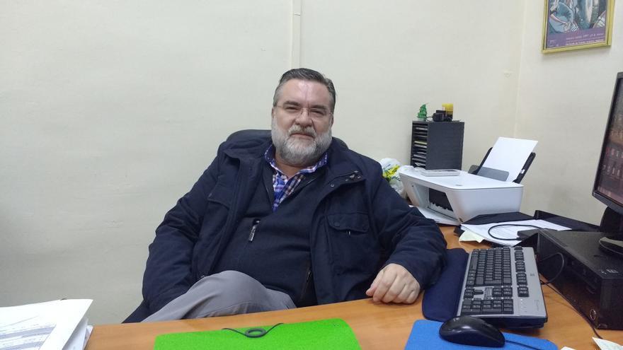 Raimundo de los Reyes, presidente de la asociación estatal de directores de instituto Fedadi.