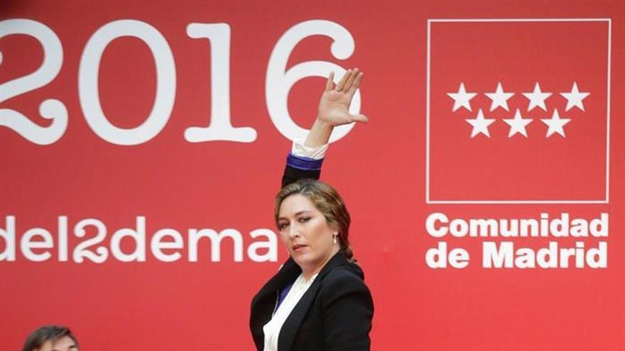 Estrella Morente: Aguantar, estar 'vivo' no es fácil en la situación de Rajoy