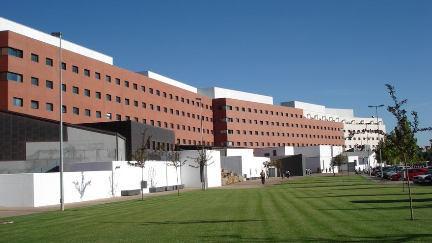 Hospital General de Ciudad Real. Foto oficial.