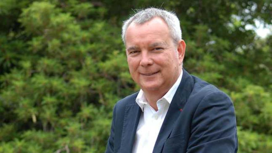 Sebastián Franquis, diputado socialista. (EFE)