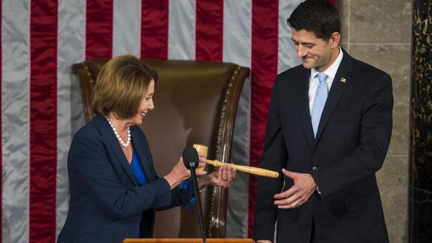 EEUU descarta la suspensión de pagos con un nuevo presupuesto para dos años