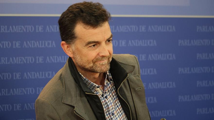 """Maíllo censura que Susana Díaz haga """"guiños sociales"""" a la vez que se reúne con Cs """"para dar otro corte al Presupuesto"""""""