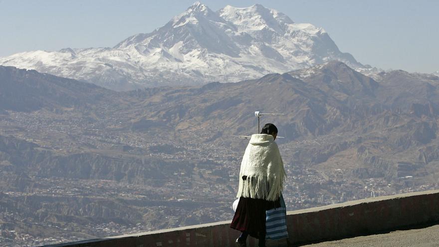 Bolivia registra las temperaturas más bajas en lo que va de este invierno