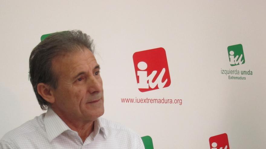 """IU Extremadura: Durao Barroso """"no es merecedor de ningún reconocimiento"""" por parte de la sociedad extremeña"""