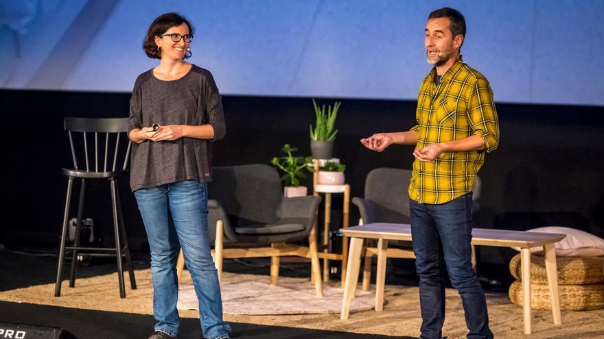Fernando y Patricia de Vivir sin Plástico