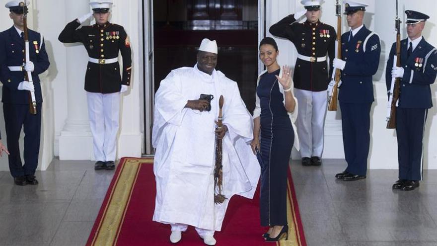 Nuevos dirigentes gambianos se decantan por comisión verdad para Jammeh