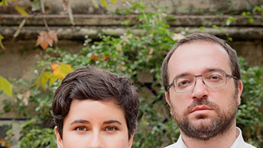 Sara Romero y Mariano Vallejo / www.romerovallejo.com