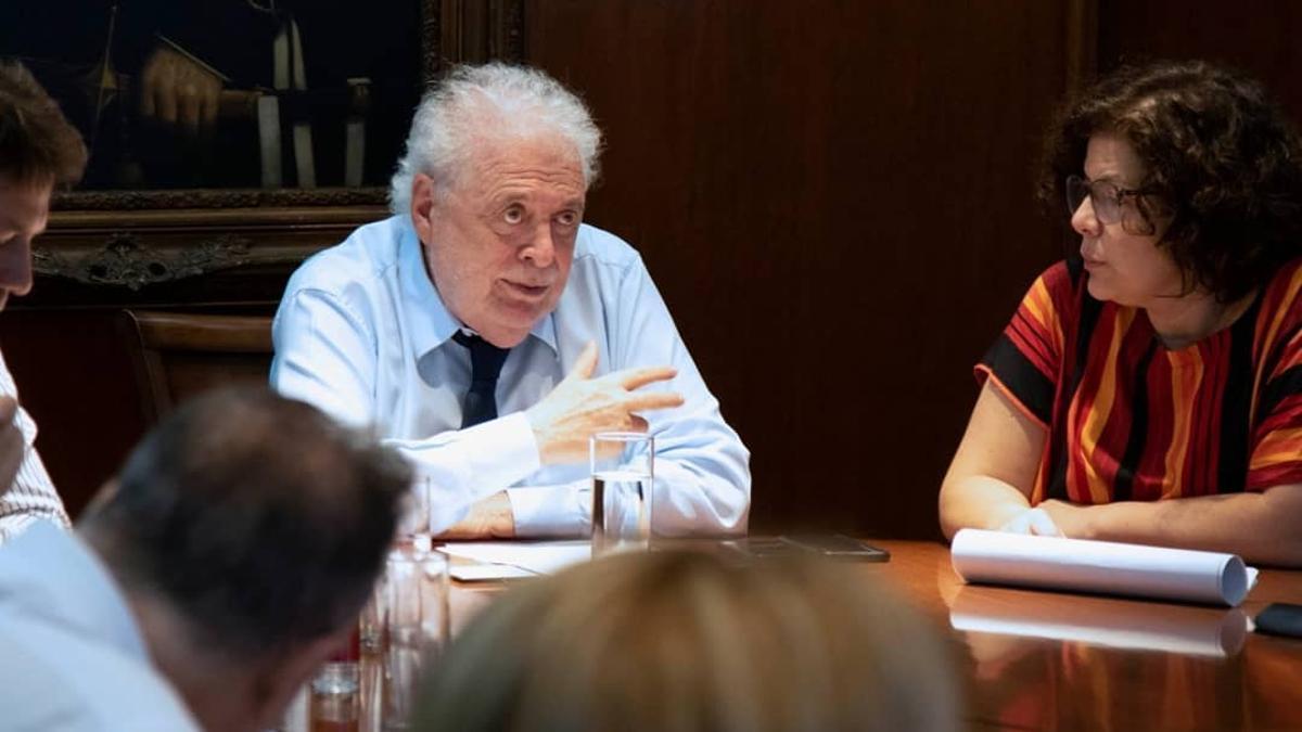 Vacunatorio VIP en el Ministerio de Salud: Verbitsky contó que se vacunó gracias a su amigo Ginés