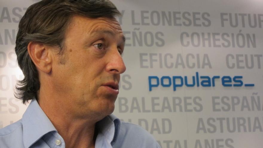"""El PP carga contra el PSOE andaluz por la """"ocurrencia"""" de querer reformar el 135 de la Constitución"""