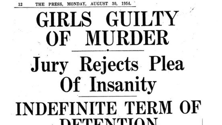 The Press (30 de agosto de 1954) - Christchurch City Libraries.