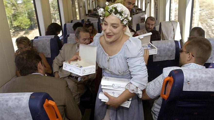 El Tren Medieval de Sigüenza inicia nueva temporada otoño el 23 de septiembre