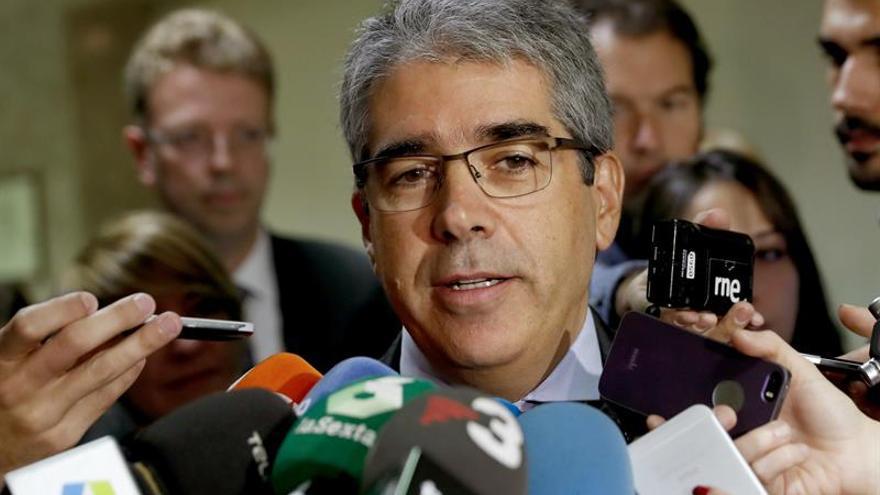 El Congreso aprueba hoy en comisión el suplicatorio contra Francesc Homs
