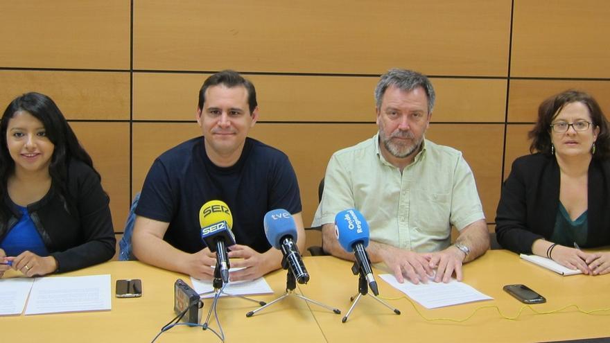 Cambiemos Murcia no se cierra a nada para pactar, incluso con C's, para evitar un gobierno del PP