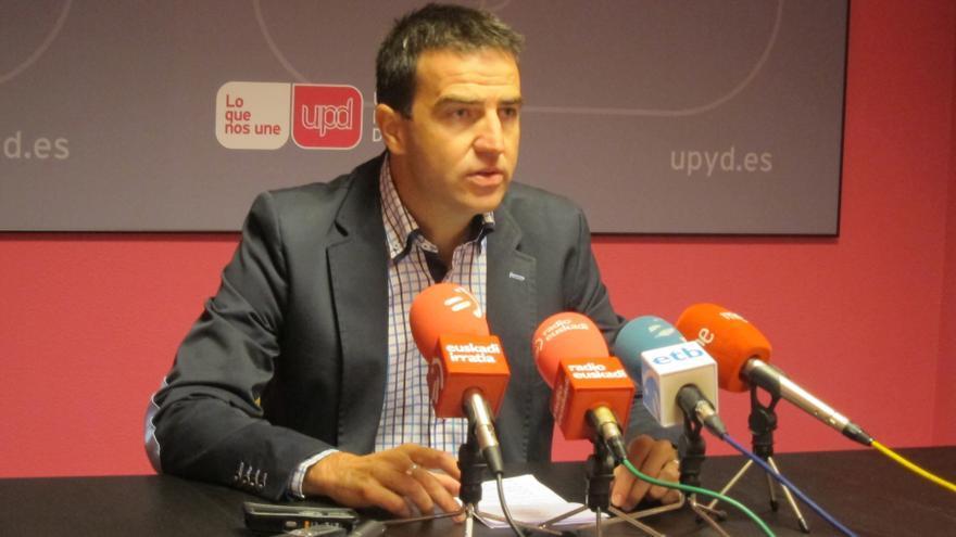 """UPyD cree que ETA se llama a sí misma a """"no ceder y a continuar en esa especie de chantaje al Estado"""""""