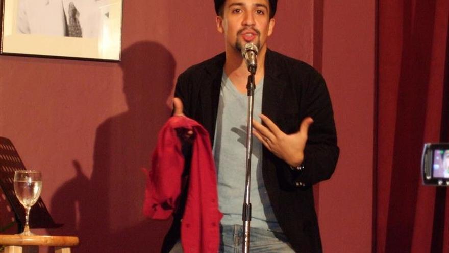 """El musical """"Hamilton"""" arrasa en las candidaturas a los premios Tony"""
