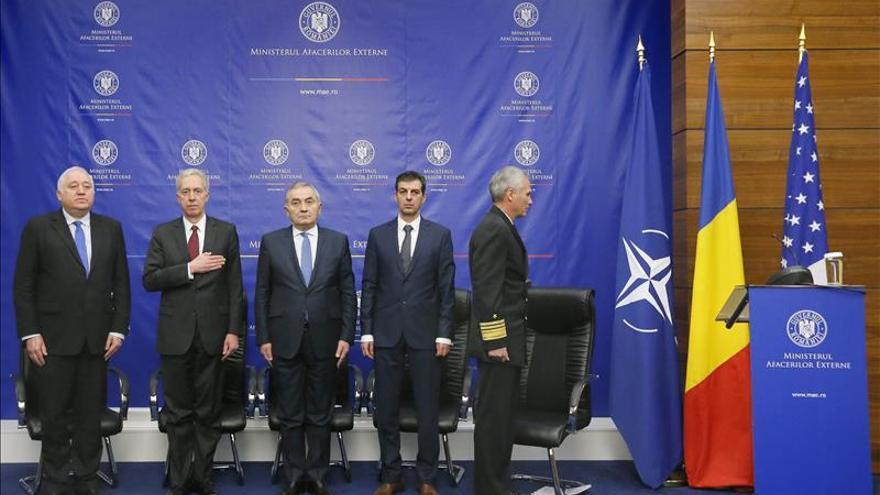 El sistema antimisiles de la OTAN ya está operativo en Rumanía