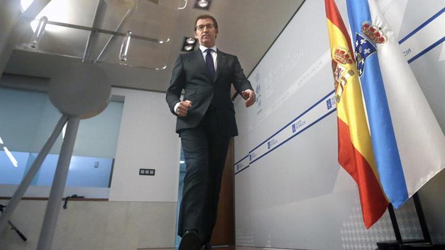 Núñez Feijóo: la convocatoria de nuevas elecciones no sería buena pero es la menos mala