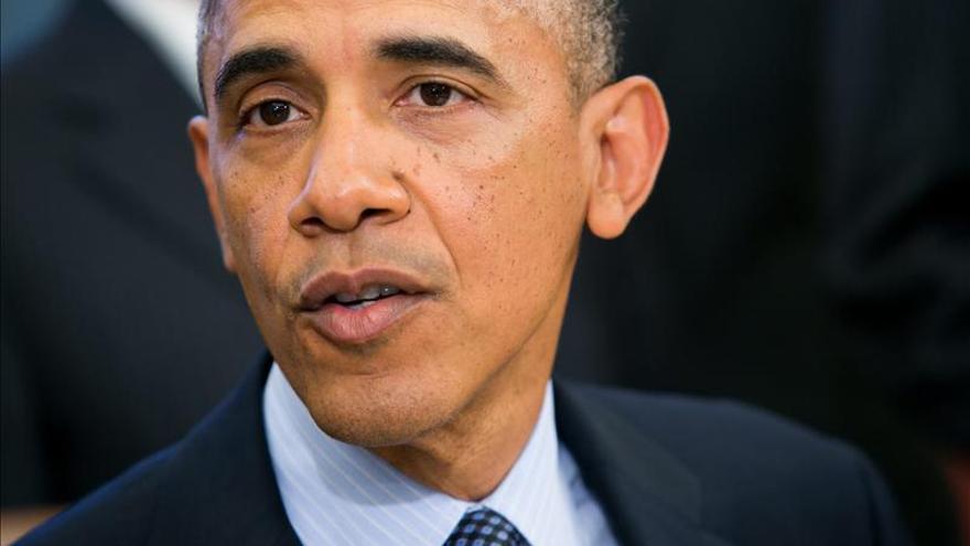 """Obama pide al Congreso """"dar tiempo"""" a Irán y retrasar nuevas sanciones"""
