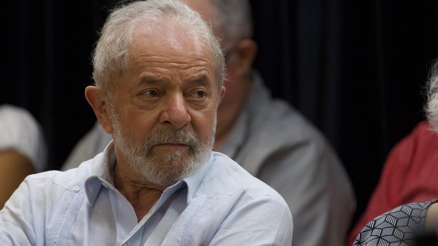 Lula da Silva en una imagen de archivo.