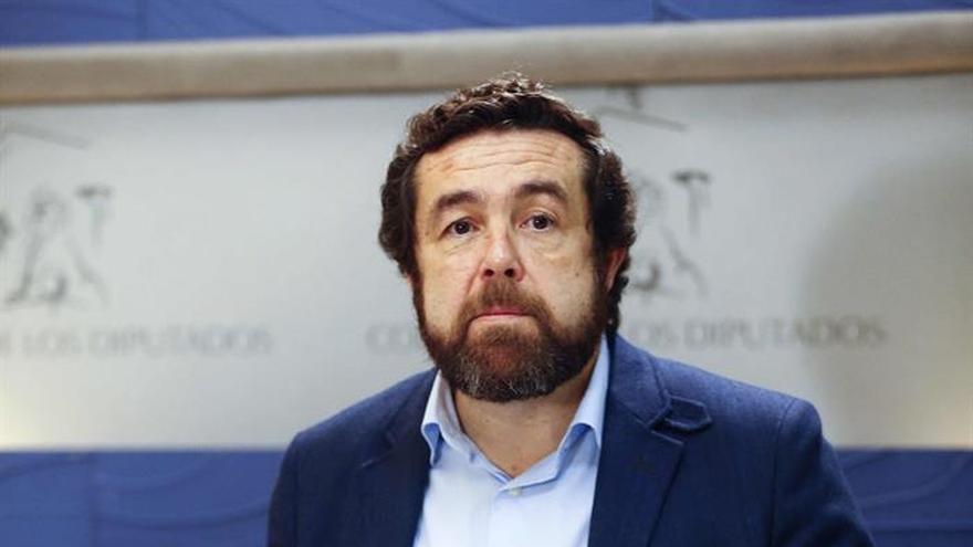 Cs pide renovar el pacto antiyihadista y prohibir a Podemos ir de observador