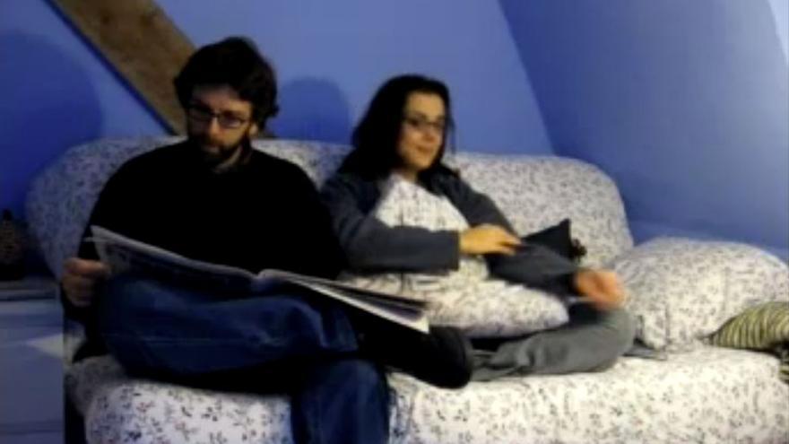 Fotograma del movilmetraje 'Conviviendo'