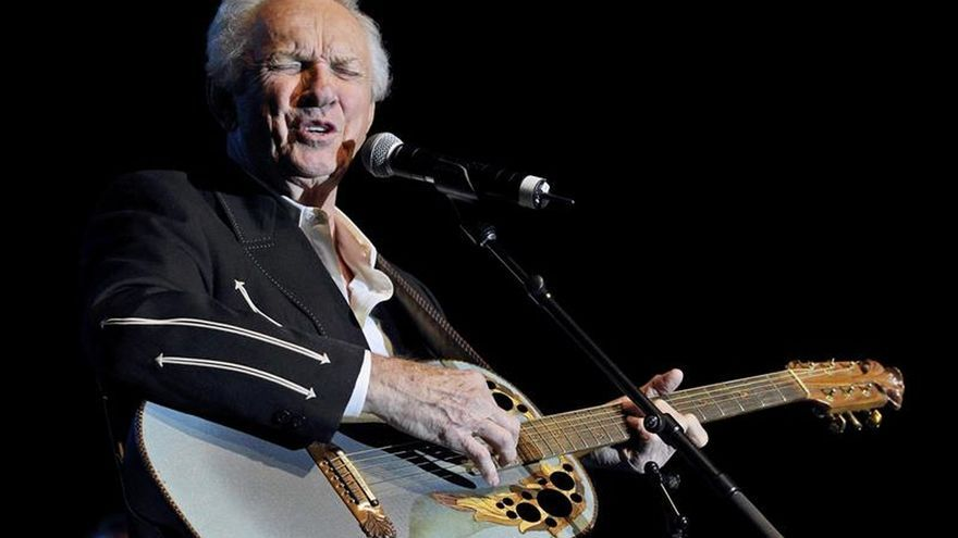 Muere en Florida el cantante estadounidense de música country Mel Tillis