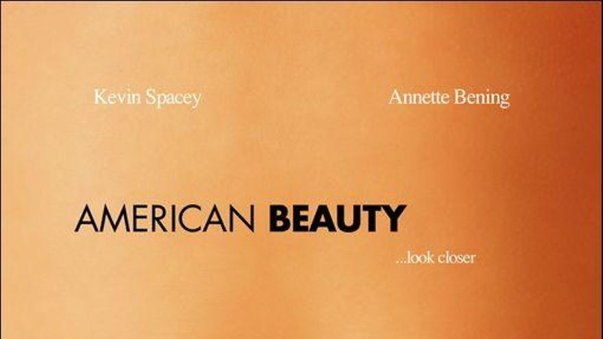 Cartel de 'American Beauty'