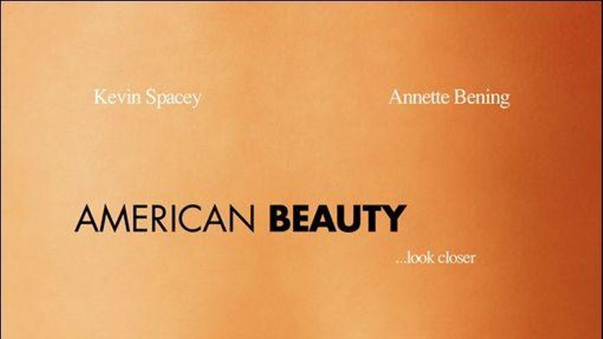 Cartel de 'American Beauty'