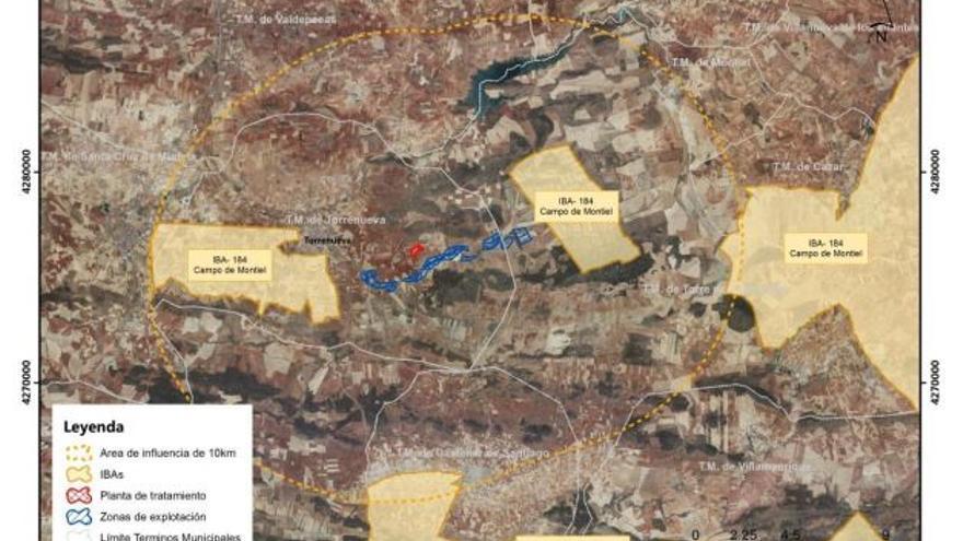 Áreas importantes para las aves / Cartografía del MAPAMA / Quantum-Advisian
