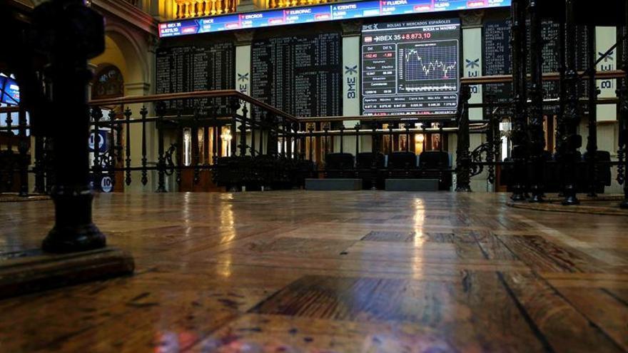 La Bolsa española se da la vuelta tras la apertura y sube el 0,25 %